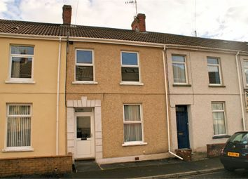 Thumbnail 3 bed terraced house to rent in Cwm Terrace, Llanelli, Carmarthenshire