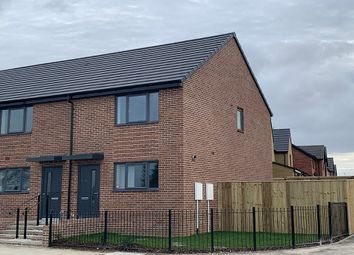 "Thumbnail 2 bed property for sale in ""Halstead"" at School Street, Thurnscoe, Rotherham"