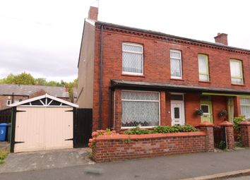 Thumbnail 3 bed semi-detached house for sale in Silver Hill Road, Hyde