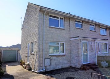 Thumbnail 3 bed semi-detached house for sale in Spiller Road, Weymouth
