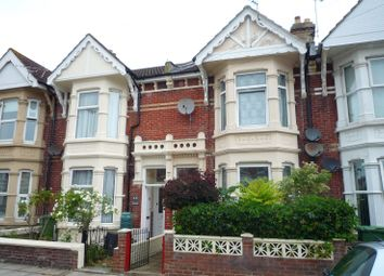 Thumbnail 1 bed flat to rent in Wadham Road, Portsmouth