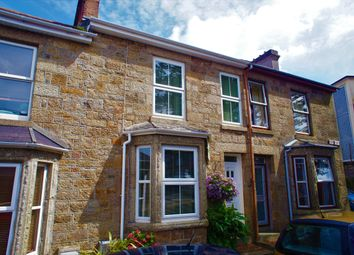 Thumbnail 3 bed terraced house for sale in York Street, Penzance