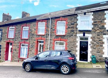 Thumbnail 2 bedroom terraced house for sale in Cribbyn Ddu Street, Ynysybwl, Pontypridd