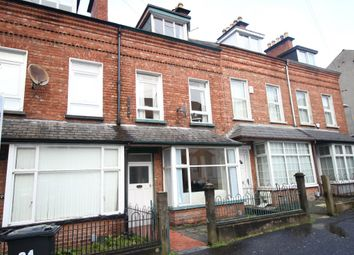 Thumbnail 5 bed terraced house for sale in Claremont Street, Belfast