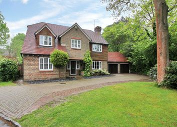 Thumbnail 5 bed detached house for sale in Old Orchards, Church Road, Worth, West Sussex