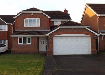 Thumbnail 4 bed detached house for sale in Brockhole Close, West Bridgford, Nottingham, Nottinghamshire