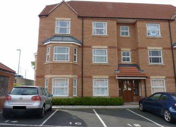 Thumbnail 2 bedroom flat for sale in Fenwick Close, Backworth