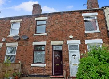 Thumbnail 3 bedroom terraced house for sale in Weston Coyney Road, Longton, Stoke-On-Trent