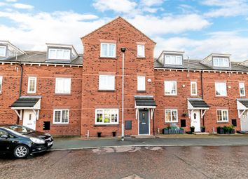 4 bed terraced house for sale in Spinners Place, Warrington WA1