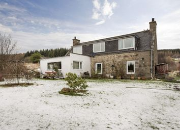 Thumbnail 3 bed country house for sale in Boharm, Craigellachie, Moray