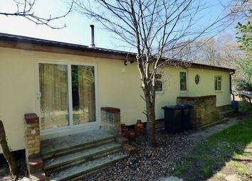 Thumbnail 2 bed mobile/park home for sale in Kingsmead Park, Elstead, Surrey.