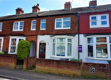 Thumbnail 2 bed terraced house for sale in George Street, Town Centre, Basingstoke