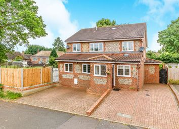 Thumbnail 5 bed detached house for sale in Newland Close, St.Albans