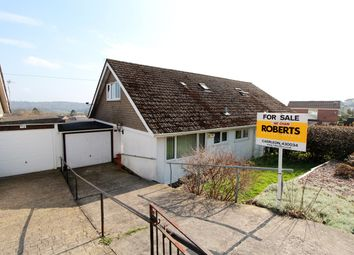 Thumbnail 3 bed semi-detached house for sale in Larkfield Close, Caerleon, Newport