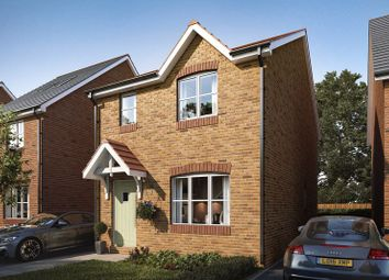 Thumbnail 3 bed detached house for sale in Plot 10, Sudbrook, Caldicot