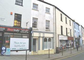 Thumbnail Commercial property to let in King Street, Carmarthen