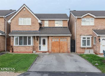 Thumbnail 4 bed detached house for sale in Leven Avenue, Winsford, Cheshire
