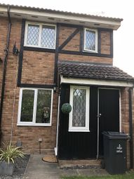 Thumbnail 1 bed semi-detached house to rent in Shearwater Close, Stevenage, Hertfordshire