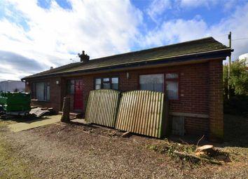 Thumbnail 3 bed detached bungalow for sale in London Road, Sherburn In Elmet, Leeds
