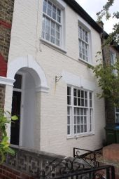 Thumbnail 3 bed terraced house to rent in Furzefield Road, Blackheath