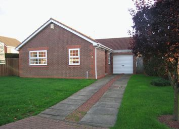 Thumbnail 3 bed detached bungalow to rent in Low Haugh, Ponteland, Newcastle Upon Tyne