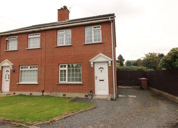 Thumbnail 3 bedroom semi-detached house for sale in Beaufort Gardens, Belfast