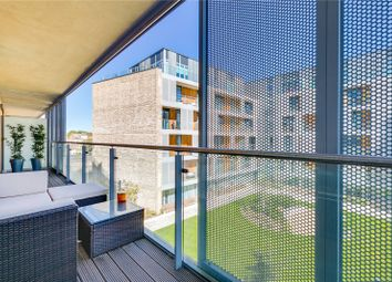 Thumbnail 2 bed flat for sale in Alderside Apartments, Queen's Park Place, London