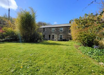 Tolskithy, Redruth TR15. 3 bed detached house for sale