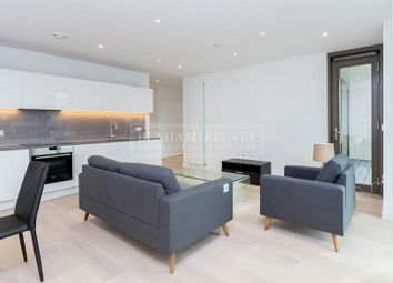 Thumbnail 1 bed flat to rent in Windlass House, Schooner Road E16, Windlass House, Schooner Road,