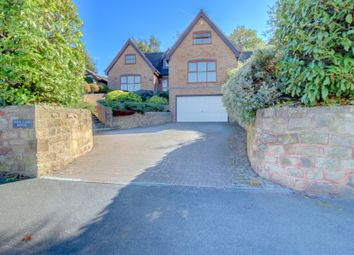 Thumbnail 5 bed detached house for sale in Pool Lane, Brocton, Stafford
