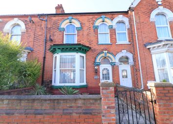 Thumbnail 5 bedroom terraced house for sale in Hainton Avenue, Grimsby