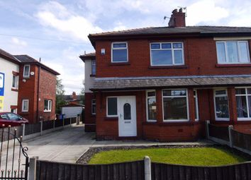 Thumbnail 3 bed semi-detached house to rent in Meadway, Ince, Wigan