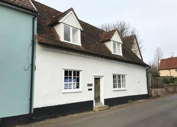 Thumbnail 3 bed semi-detached house for sale in Mortimers, School Street, Great Chesterford, Saffron Walden, Essex
