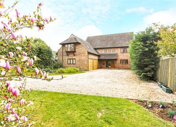Thumbnail 5 bedroom detached house for sale in Winchester Road, Four Marks, Alton, Hampshire