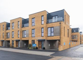 Thumbnail 5 bed terraced house for sale in Raven, The Square, Brooklands, Milton Keynes