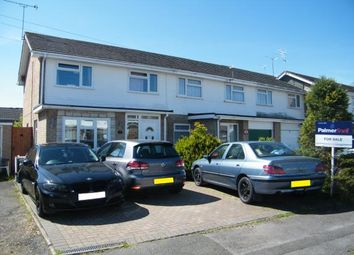 Thumbnail 3 bedroom end terrace house for sale in Llewellin Close, Upton, Poole