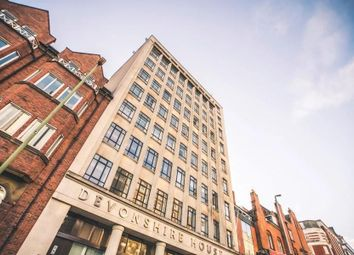Thumbnail 1 bedroom flat for sale in Devonshire House, 40 Great Charles Street Queensway, Birmingham