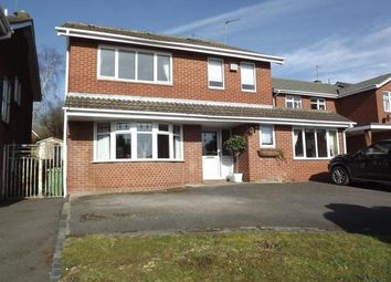 Thumbnail 4 bed detached house to rent in Haywood Heights, Little Haywood, Stafford