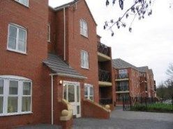 Thumbnail 2 bed flat for sale in Penny Hapenny Court, Atherstone, Warwickshire