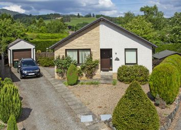 Thumbnail 3 bedroom detached bungalow for sale in Knockard Crescent, Pitlochry