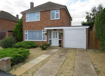 Thumbnail 3 bed detached house for sale in Park Avenue, Spalding