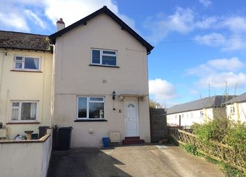 Thumbnail 2 bed end terrace house for sale in Mead View Road, Honiton