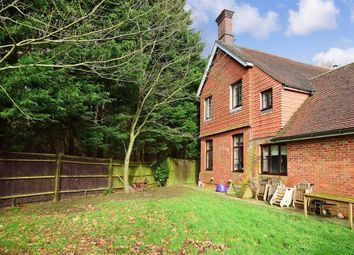 Thumbnail 3 bed semi-detached house for sale in London Road, Bolney, West Sussex
