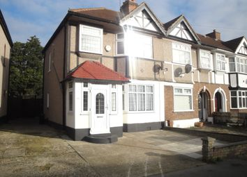 Thumbnail 3 bedroom semi-detached house for sale in Gresham Drive, Chadwell Heath