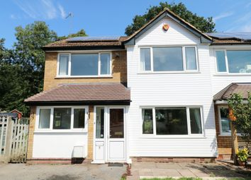 Thumbnail 4 bed semi-detached house to rent in Pear Tree Grove, Shirley, Solihull