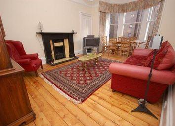 Thumbnail 4 bedroom flat to rent in Polwarth Gardens, Edinburgh