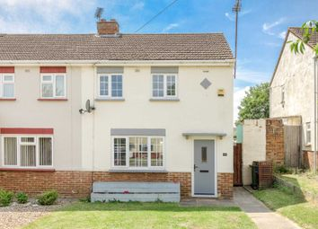 Thumbnail 2 bed semi-detached house for sale in St. Pauls Road, Bletchley, Milton Keynes