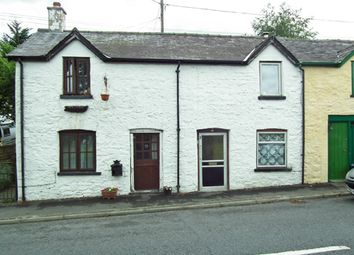 Thumbnail 2 bed terraced house to rent in Newbridge On Wye, Llandrindod Wells