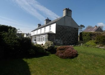 Thumbnail 4 bedroom detached house for sale in Lon Fel, Criccieth, Gwynedd