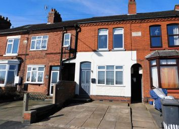 Thumbnail 3 bed terraced house for sale in Hough Hill, Swannington, Coalville
